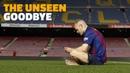 BEHIND THE SCENES Andrés Iniesta's last week at Barça