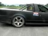 Ian King - Clark Philippines Shakedown Nissan Cefiro Ute