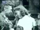 1945 Белорусский вокзал. Первый поезд Победы прибыл в Москву 10 мая. кинохроника Победы