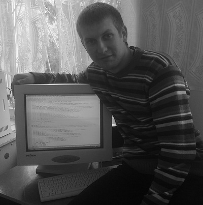Сергей Волох, 7 апреля 1988, Омск, id99685276