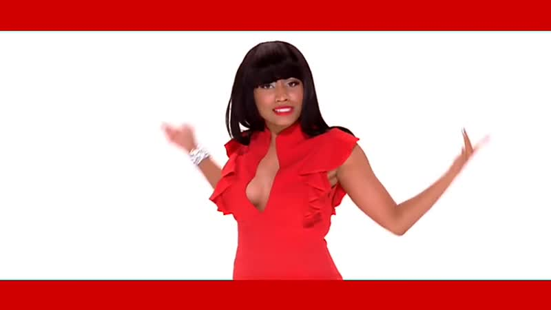 Mariah Carey Feat. Nicki Minaj - «Up Out My Face» (2010)