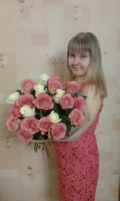 Любаня Смирнова, 15 октября 1991, Чайковский, id153079212