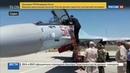 Новости на Россия 24 Башар Асад впервые посетил российскую базу в Сирии