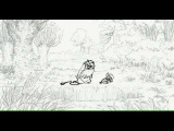 Winnie the Pooh - Pencil Test - by Dale Baer
