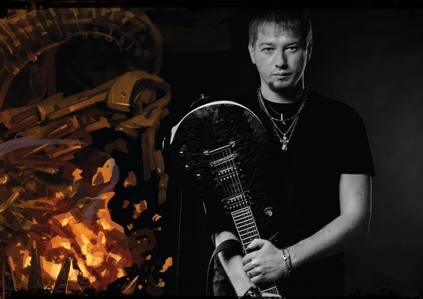 Сольный альбом Александра Дехнича (DEHNICH) - Revelation (2013)
