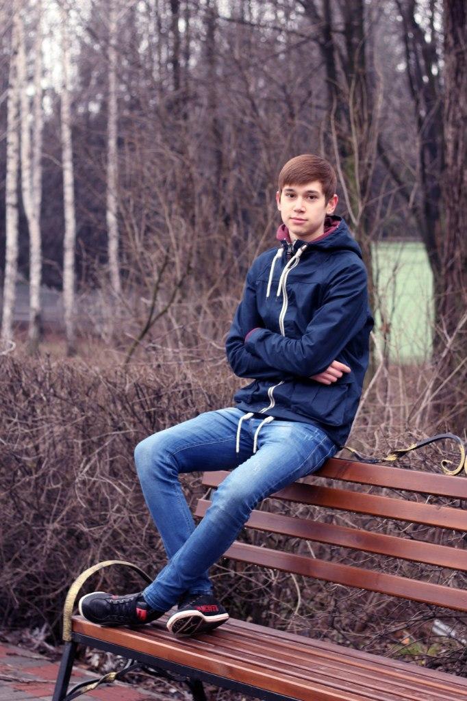 Егор Линник