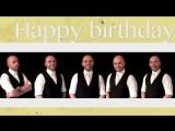 Happy birthday (