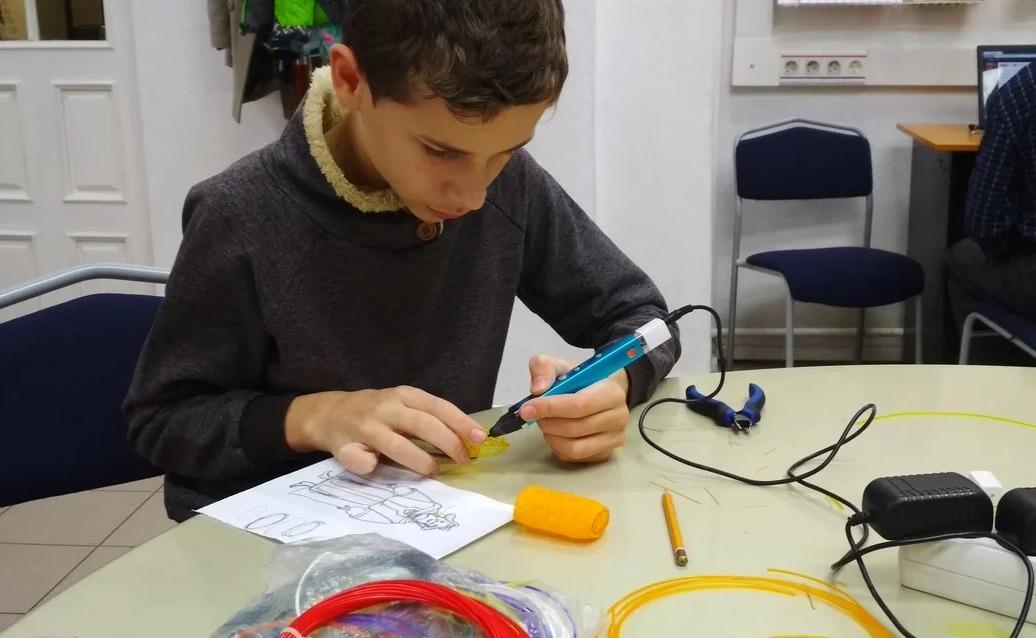 Киевский князь 3D ручкой. Процесс создания поделки