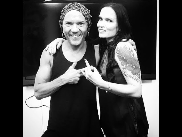 Tarja interviewed by Jussi69 (2018)(Audio only with subtitles) Part 1