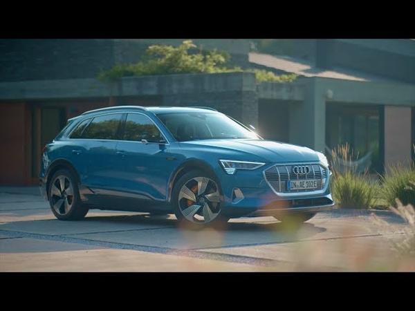 Audi наконец-то показала конкурента Tesla: все подробности о кроссовере e-tron