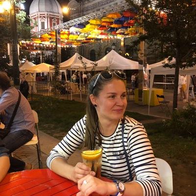 Анастасия Харзина