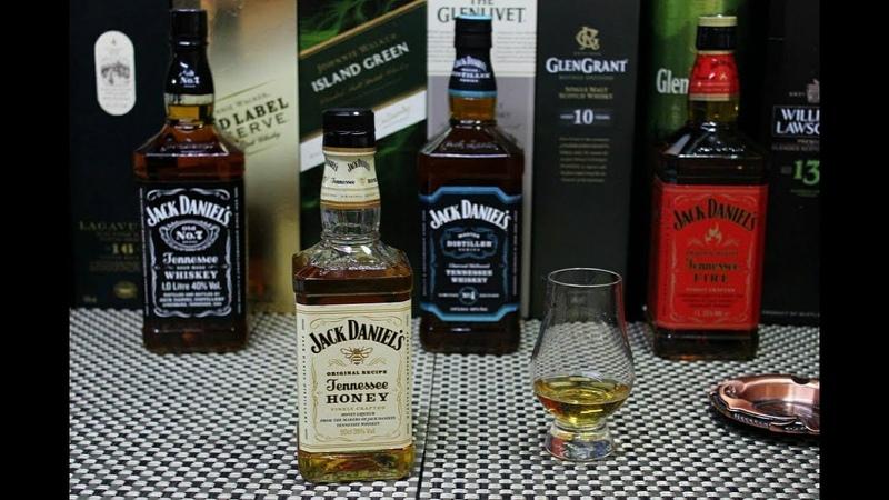 Виски Jack Daniels Tennessee Honey (ВИСКИ ДЖЕК ДЭНИЭЛС ХАНИ ЛИКЕР)