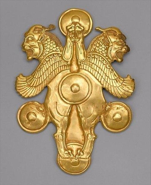 Золото Древней Персии