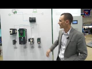 Оборудование компании Schneider Electric на выставке Мир Климата-2018