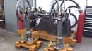 SN 6 and 7 1867 Otto Langen Reproduction 75% size Grenning Models April 2016