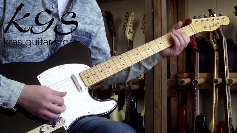 Grass Roots G-TE-50M Telecaster (Over 1)