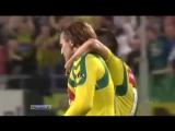 Дмитрий Булыкин - мяч за АДО Ден Хааг, сезон 201011
