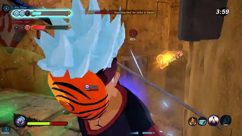 Shikamaru Shinobi Strikers Build! Experiementing in Ranked