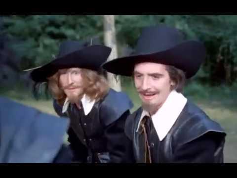 Четыре мушкетера суперкомедия очень старый фильм