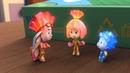 Dibujos animados para niños - Los Fixis - Plastilina