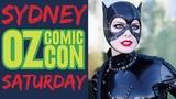SYDNEY COMIC-CON 2018! Saturday as Batman Returns Catwoman!