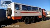 Вахтовый автобус НЕФАЗ 4208-030-66 (Количество мест 28+2+1 шт.)