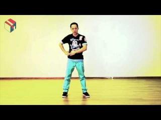 Обучение танцу дабстеп. Связка 2 (dubstep dance tutorial)
