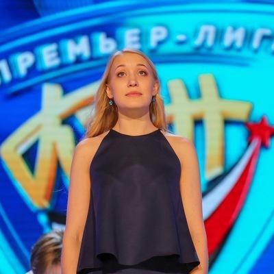 Анастасия Орешникова