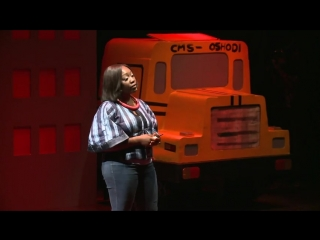 TED: Stephanie Busari. How fake news does real harm (2017) (no subtitles)