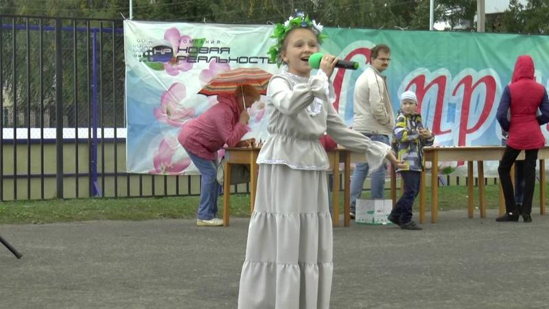 10.09.2016 г,Даша Кириллова,Шумерля,Чувашская Республика
