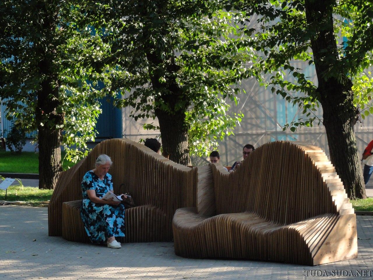Московские пенсионеры фото