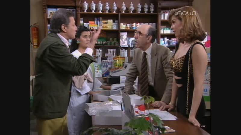 Дежурная Аптека 3 сезон 34 серия Телесериал 1993