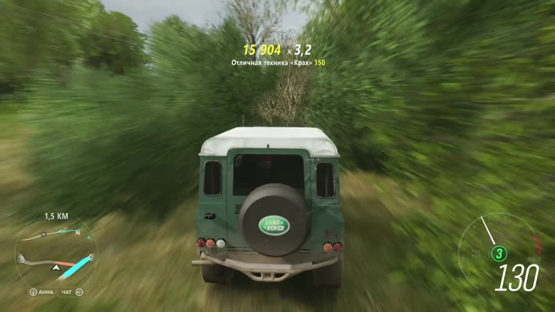 FORZA HORIZON 4 (Land Rover Defender Gameplay Walkthrough)
