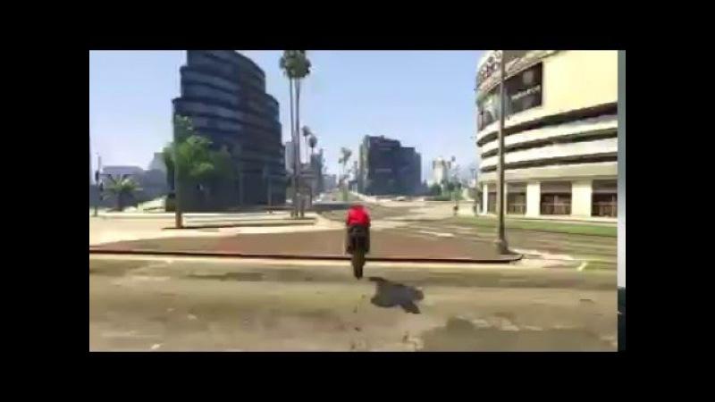 GTA V Başarısız atlayışlar serisi 1