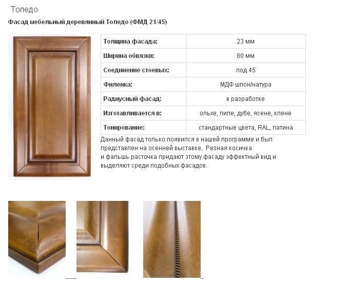 Как сделать мебельный фасад из 425