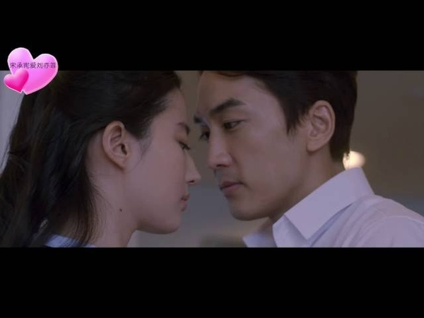 제3의 사랑The third way of love第三種愛情-SSH and LYF s first kiss scene (slow motion) 第一場吻戲(慢動作)