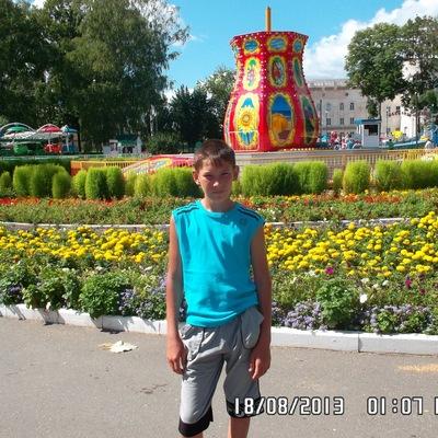 Рома Сидоров, 20 октября , Москва, id197573838