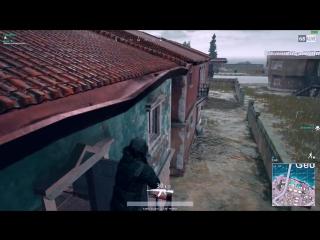 Легко забираемся на крышу PLAYERUNKNOWN'S BATTLEGROUNDS | PUBG
