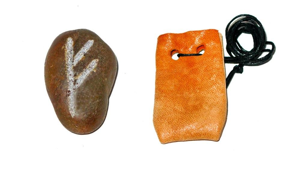 Рунические амулеты, талисманы ( камень ) с магическими программами.  AJkZ3SuYFto