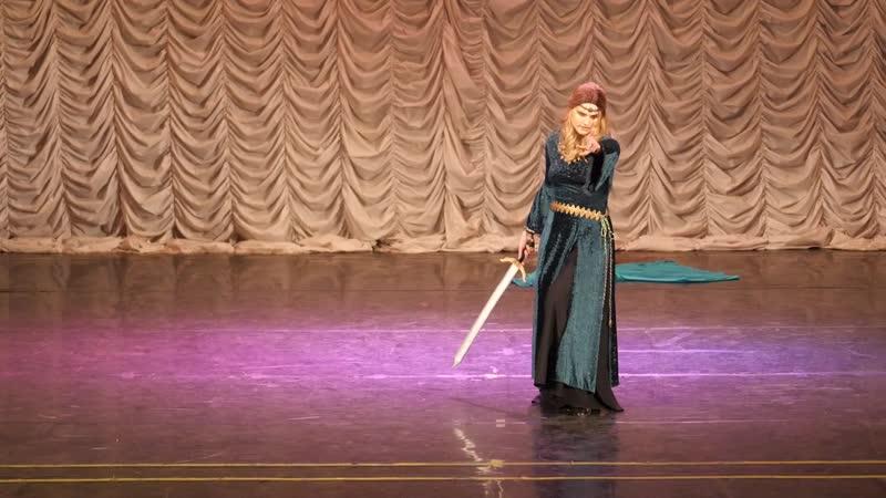 3.22. ДЕФИЛЕ НЕФОРМАТ №9 Ориджинал (Morgan le Fay) - Leo Mozart, Москва