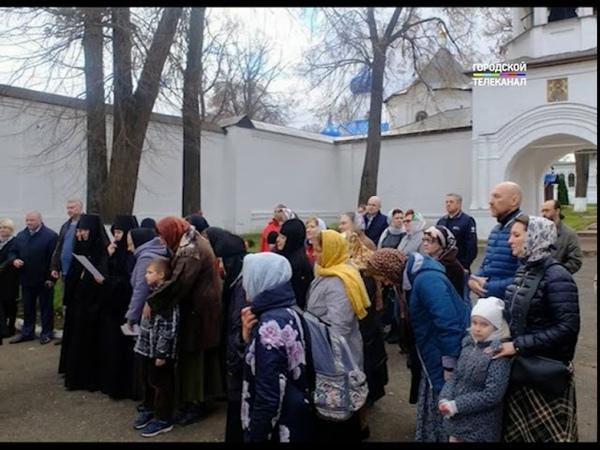 В Переславле-Залесском открыт памятник Святителю Луке