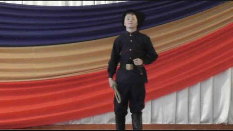 Поздравление кадет УККК г Морозовск с 65 ем МГУТУ имени К Г Разумовского ПКУ