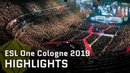 ESL One Cologne 2019 highlights
