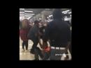 Fight in Atlanta airport