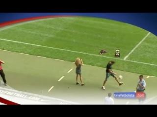 Gerard Piqué & Shakira, Milan