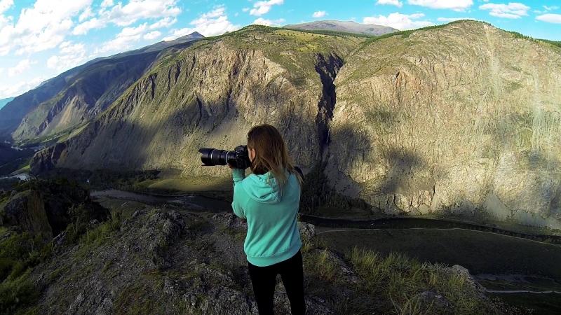 Горный Алтай - Перевал Кату-Ярык