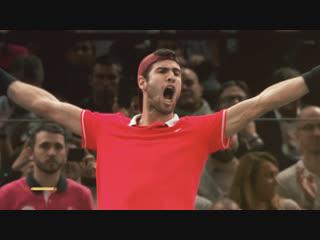 Карен Хачанов о победе на «Мастерс»