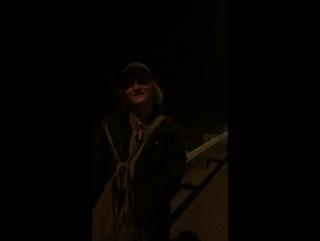 Серега питерский во владивостоке 29.04.2016 идет в обход. По низководному мосту не пустили.