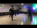 Dj Leda в окружение французских танцоров 🔥🔥🔥😜