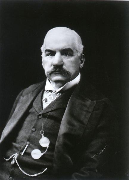 Джон Пирпонт Морган (J.P.MORGAN)
